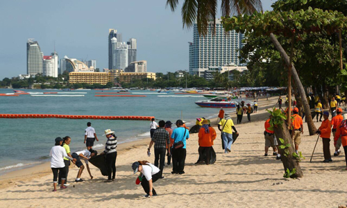 New zoning policy introduced to ensure more public space on Pattaya and Jomtien Beaches | Samui Times