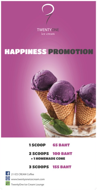 21 Ice Cream celebrates the Chinese New Year with some special promotions   Samui Times