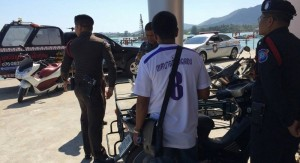 body of a british man found floating in phuket