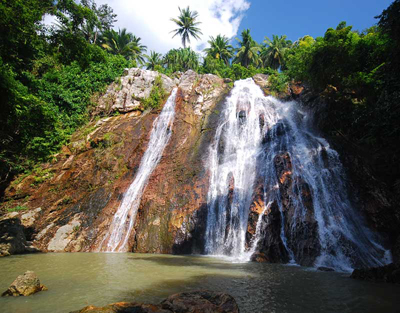 One dead, on injured in fall at Namuang Waterfall in Samui | Samui Times