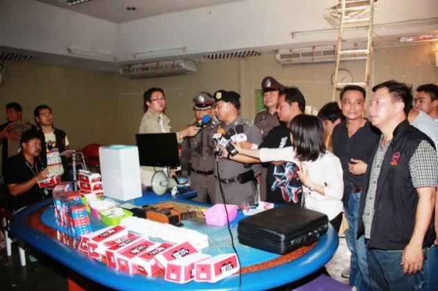 The chips are down for Bangkok's notorious Tao Pun casino | Samui Times