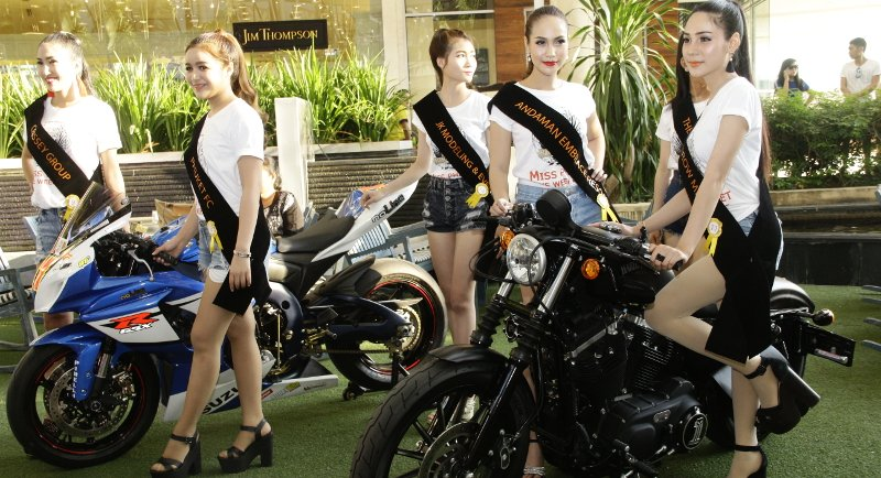 Police mull special driver licence for big bikes | Samui Times