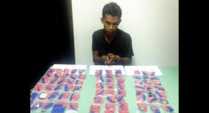 big meth dealer arrested in Thailand