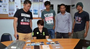 Malaysian woman arrested for using fake credit cards in Phuket