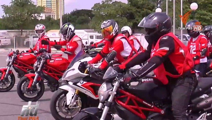 Big bikes to face tighter noise control | Samui Times