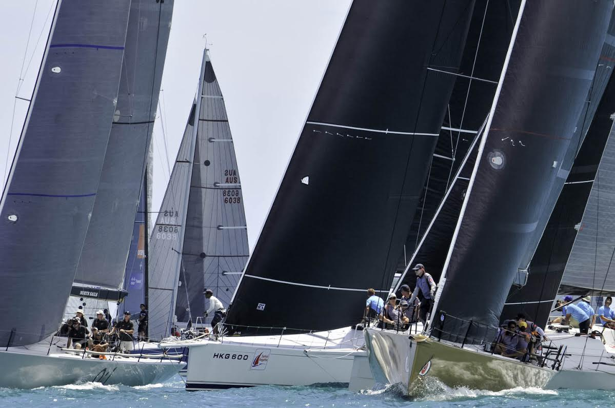 Samui Regatta goes down to the wire after a tough Day 4 - Samui Times