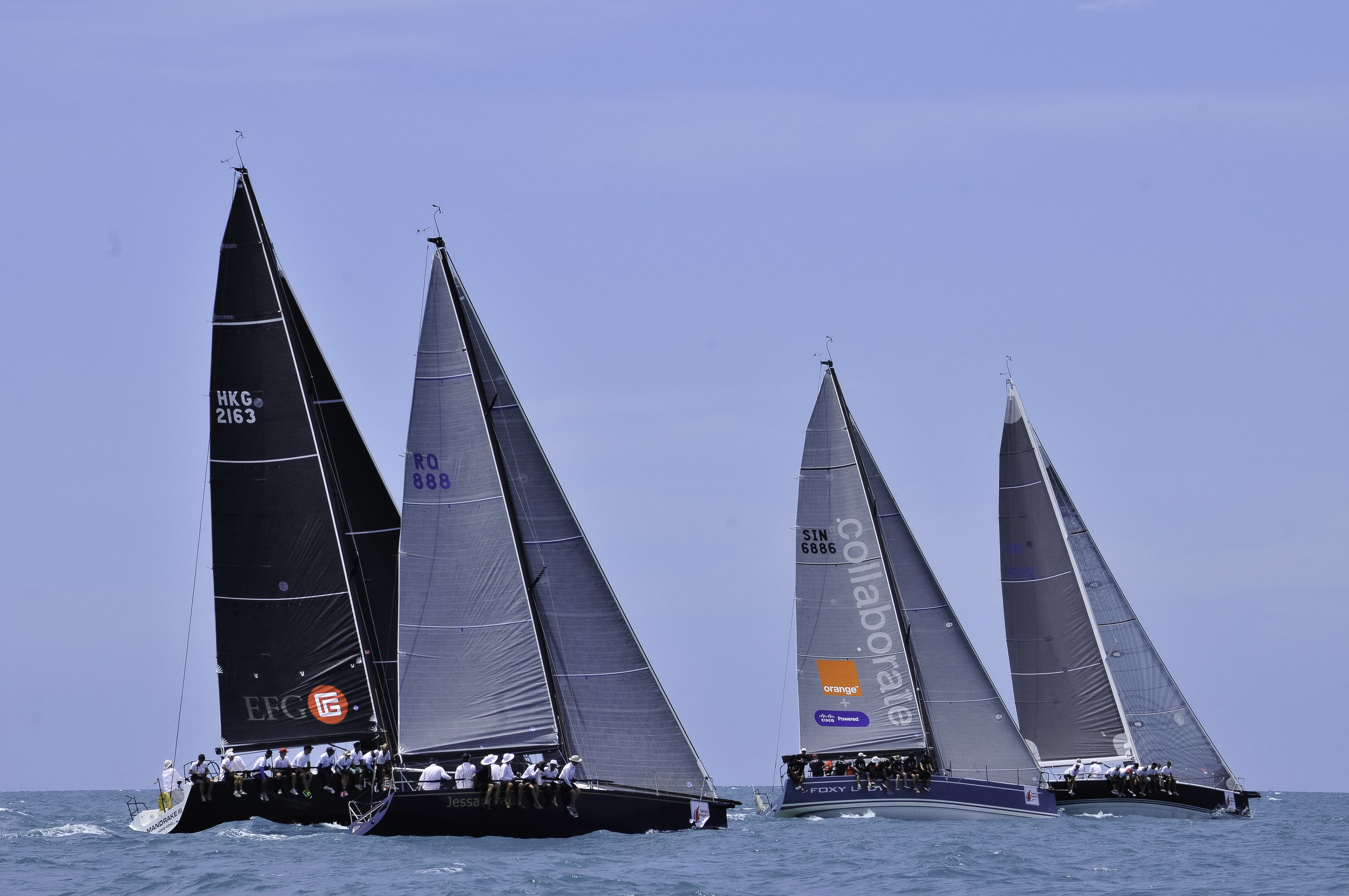 Changing fortunes on Day 1 of Samui Regatta 2015 | Samui Times