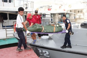 dead body washes up in Phuket