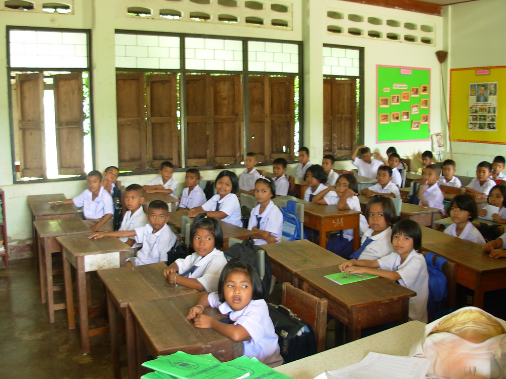 Thailand ranks 47th place among 76 countries in global education standard survey | Samui Times