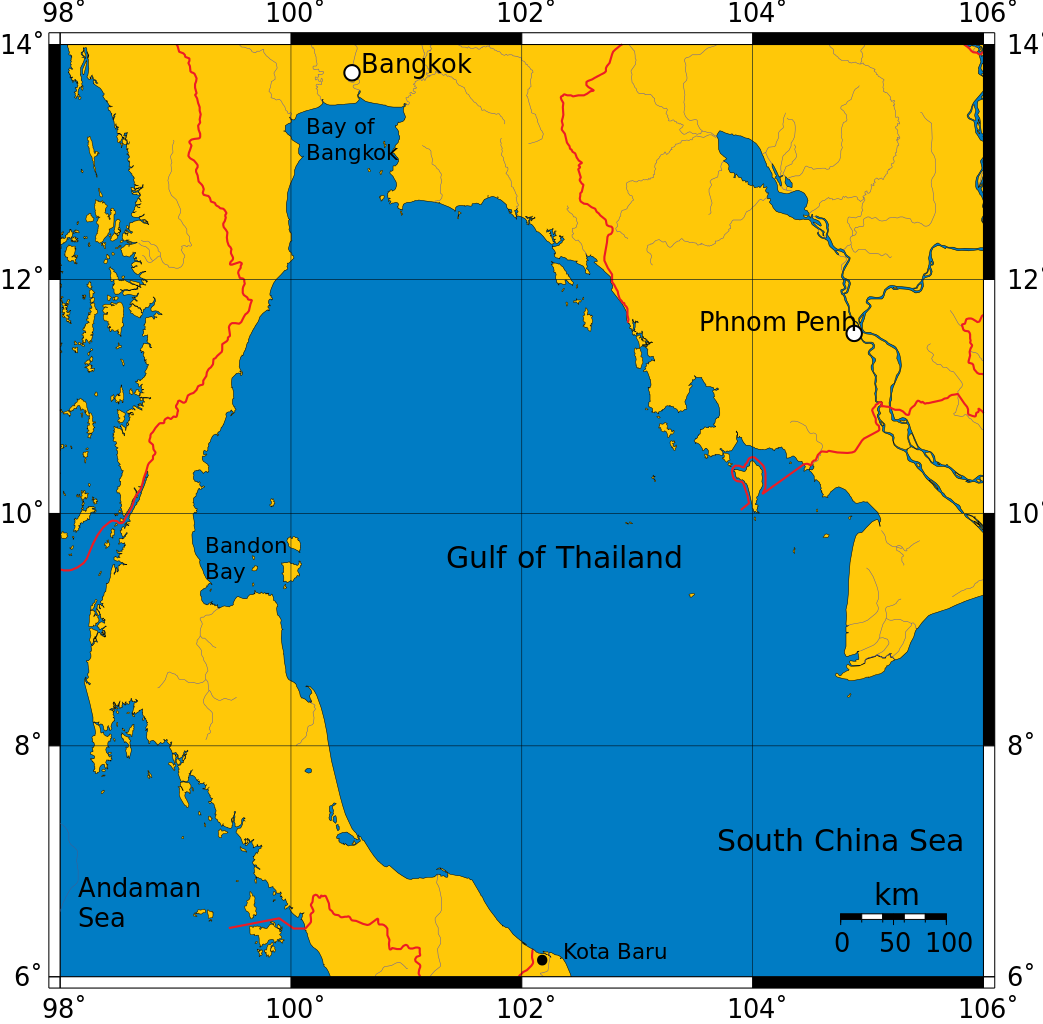 Gulf of Thailand closed to commercial fishing from June – July | Samui Times