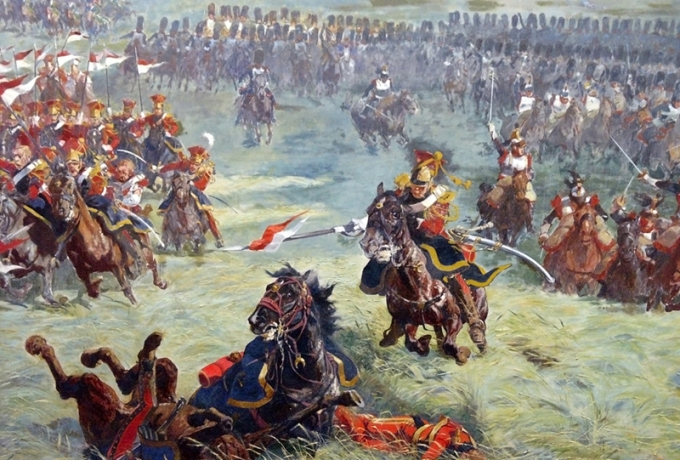 Today is the anniversary of The Battle of Waterloo: The day that decided Europe's fate. | Samui Times
