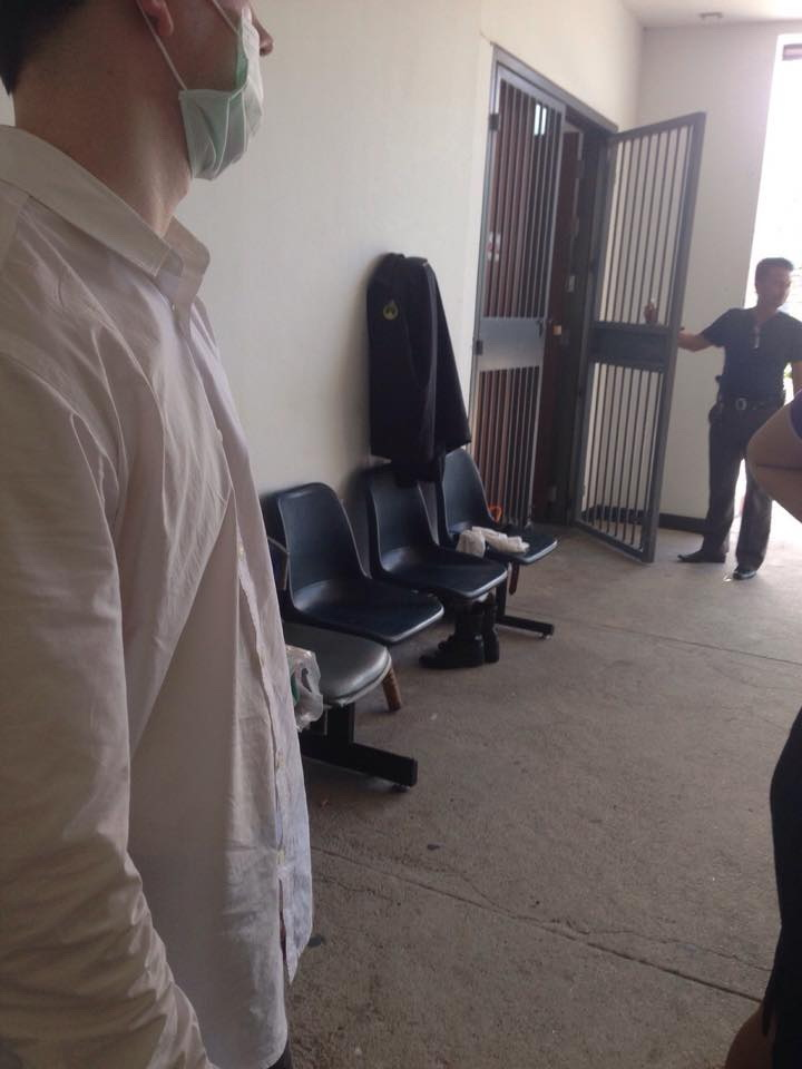 Outrage as young Aussie attacked in Chaweng gets put behind bars himself | Samui Times
