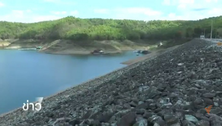 Water level at Bhumibol and Sirikit dams most critical in 51 years   Samui Times