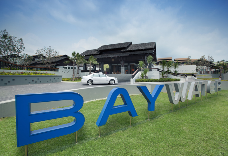 Introducing the Bay Water Resort in Choeng Mon and the Poolside restaurant | Samui Times