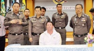 arrested in Phuket