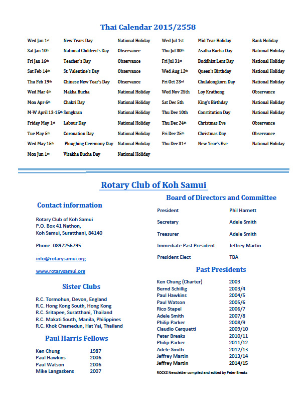 August rotary 5