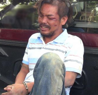 dirty pervert arrested in Thailand
