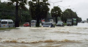 flooding in Phuket