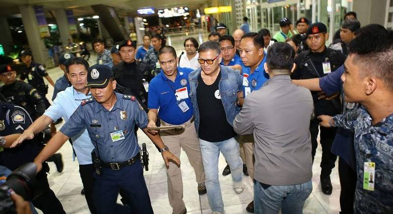 Reyes brothers protected by 'Phuket drug lord', say Philippine police | Samui Times