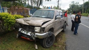 fatal accident Namuang