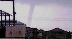 giant water spout in Phuket
