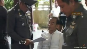 death penalty for murder in Thailand