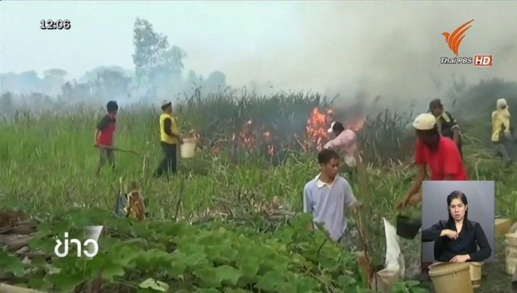 Thailand is ready to help Indonesia cope with haze | Samui Times