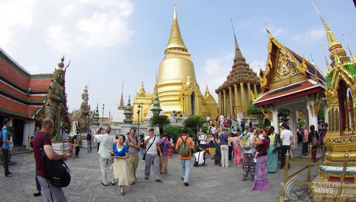 Thailand still expects 32.4 million tourist arrivals this year   Samui Times