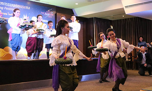 Thailand highlights seven major venues to discover Thainess culture of Loi Krathong Festival | Samui Times