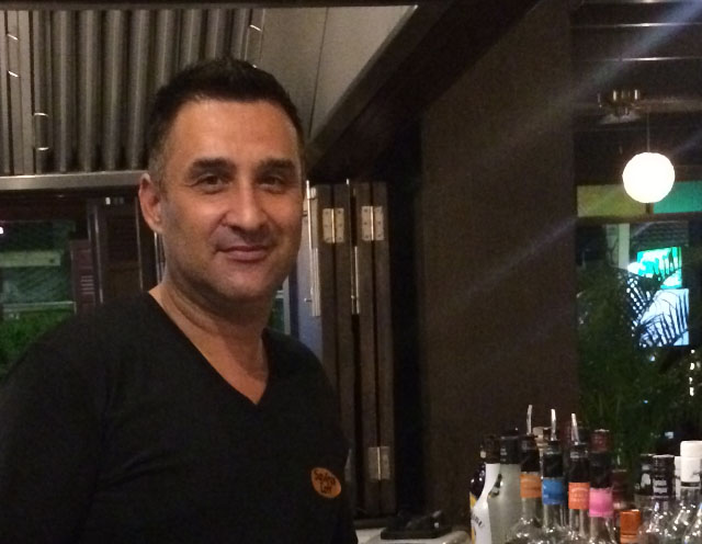 Meet Michael from the Squires Loft Steak House Samui | Samui Times