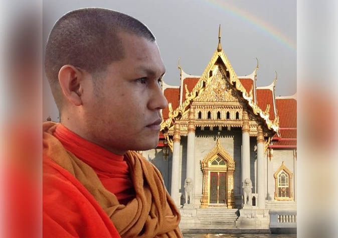 Monk calls on govt to burn down 1 mosque for 1 dead Buddhist monk | Samui Times