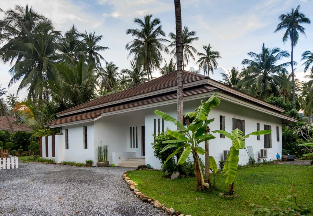 Spacious three bedroom house for long term rent – Meanam | Samui Times