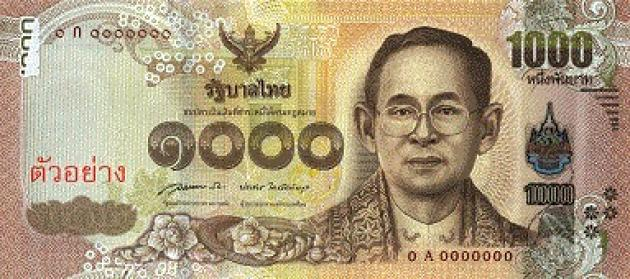 Best Regional Banknote of the Year award 2015 won by Thailand's 1000 bt note | Samui Times