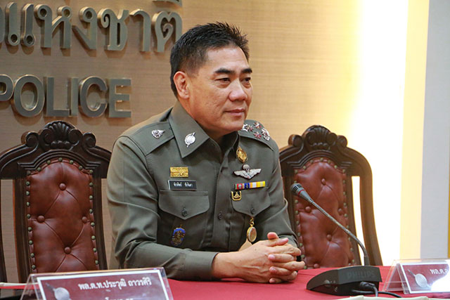 Police Chief affirms readiness to ensure safety during New Year period | Samui Times