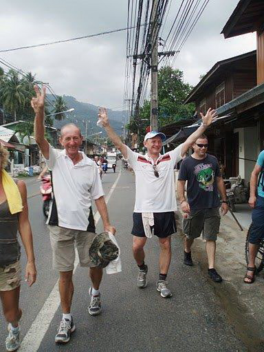 Want to explore Samui on foot? training underway for the Samui Ring Road Walk | Samui Times