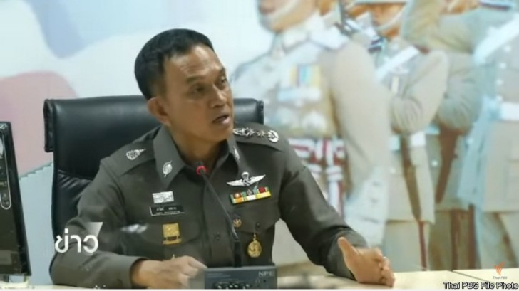 Bangkok police chief tells public to stay calm over IS report | Samui Times