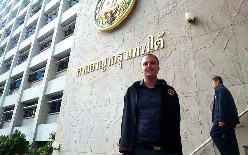 Andy Hall of Migrant Workers Rights Network found guilty of Defamation in Thai court | Samui Times