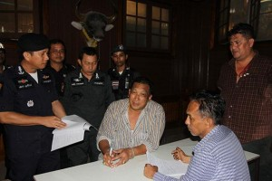 Mayor arrested in Phangan