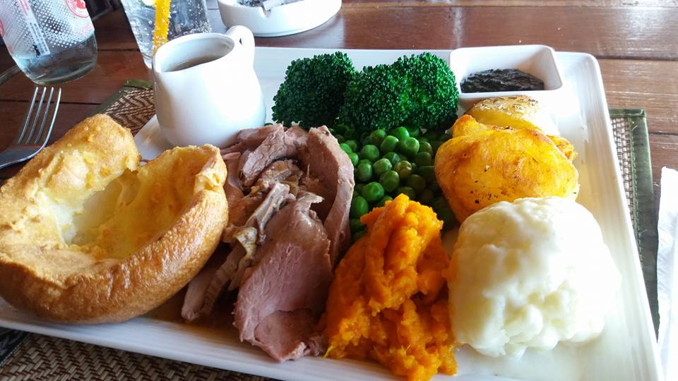 Sunday Roast on the Beach – Shenanigans Bang Por | Samui Times
