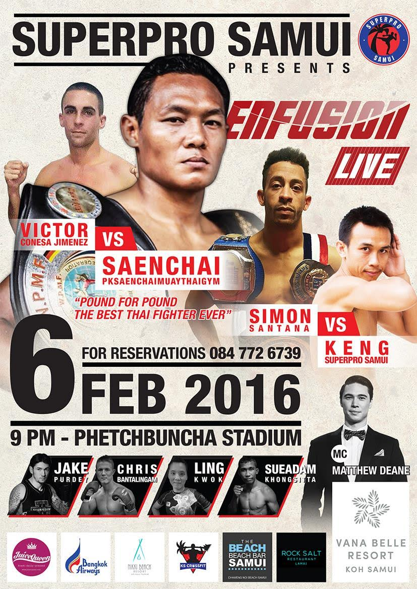 Superpro Samui presents the biggest kickboxing event ever being held in the stadiums of Koh Samui | Samui Times