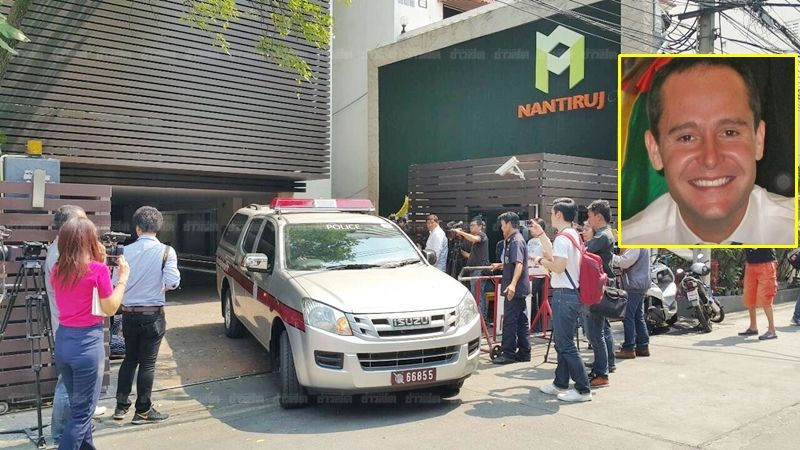 Spanish man murdered in Thailand