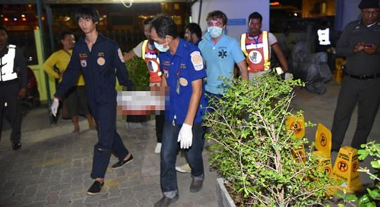 German man dies after alleged leap from Phuket condo | Samui Times