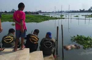 body parts found in the river in Bangkok