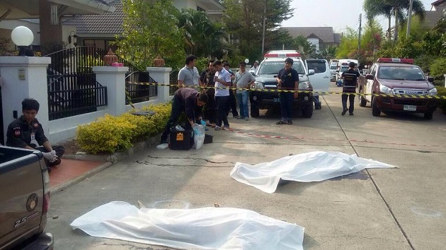 Italian man and his Thai wife found dead in Chiang Mai | Samui Times