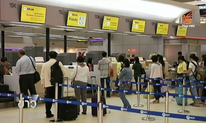 Nok Air management assures normal service after Monday 22 | Samui Times