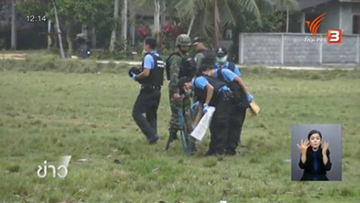 Rocket believed fired by militants hit a house in Bacho district of Narathiwat | Samui Times