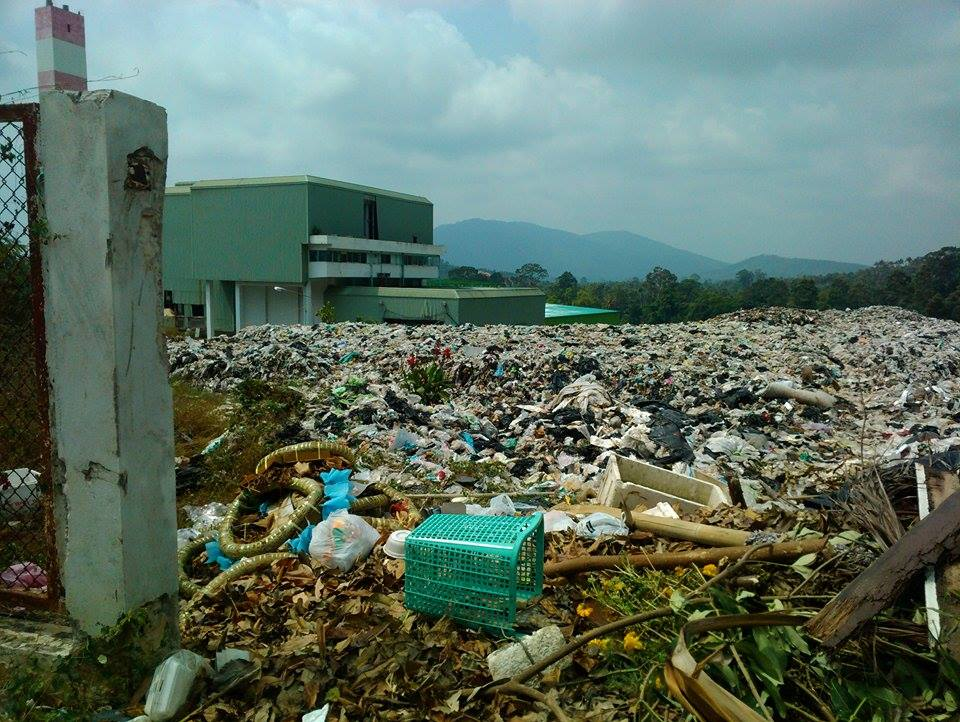 Garbage situation in Koh Samui completely out of control | Samui Times