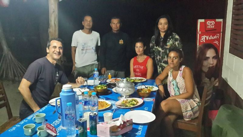 Group of French, Argentinean tourists stranded on island near Krabi | Samui Times