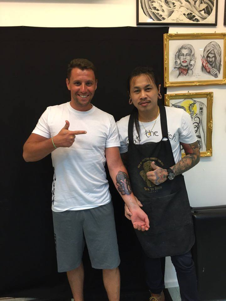 Letter to the editor – Amazing tattoo experience in Koh Samui   Samui Times