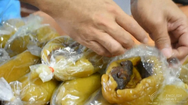 Fruit vendor arrested for cheating a customer by selling adulterated durian jam | Samui Times